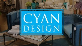Coastal Cool Decor & Furnishings By Cyan Design