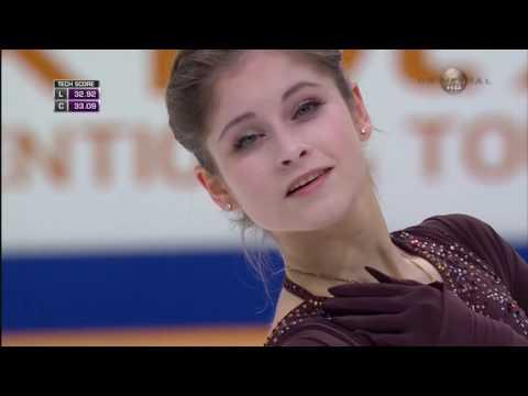2016 Rostelecom CupJulia Lipnitskaia SP Universal HD