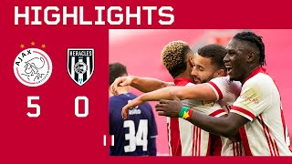 Highlights | Ajax - Heracles Almelo | Eredivisie