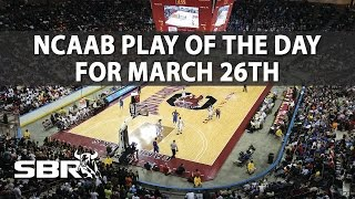 NCAA Basketball Picks | Ian Cameron's Play Of The Day, March 25th