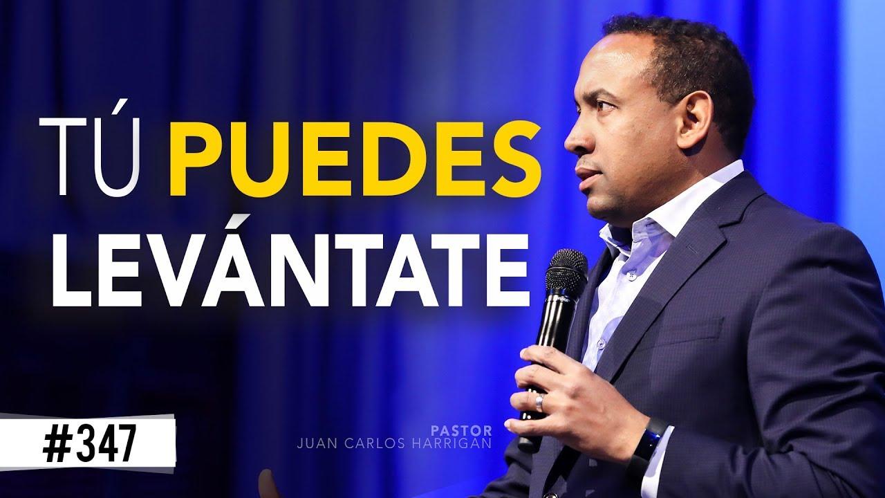 Download Tú puedes, LEVÁNTATE - Pastor Juan Carlos Harrigan