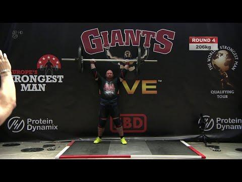 World's Strongest Man 2017 Giants Live Europe's Strongest Man