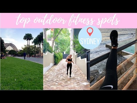 Outdoor Exercise Locations: Sydney (Say Goodbye To Your Gym Membership!)