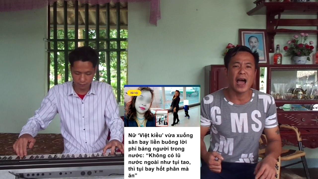 nhạc chế chửi Linh Việt Kiều khóc xin lỗi – XIN LỖI MUỘN  MÀNG – Hà Tuấn TV