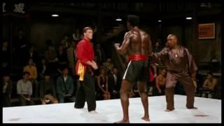 Кровавый спорт, 1988. Факты и мнения о фильме.