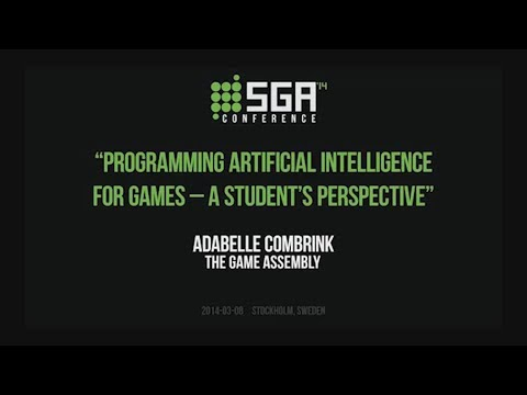 Programming Artificial Intelligence For Games - A Student's Perspective