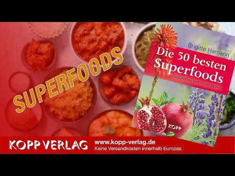 Superfoods | KOPP VERLAG