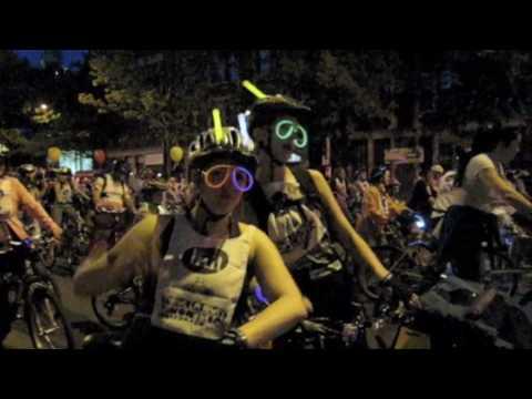 Tour la nuit 2009, Par Sandra Doyon