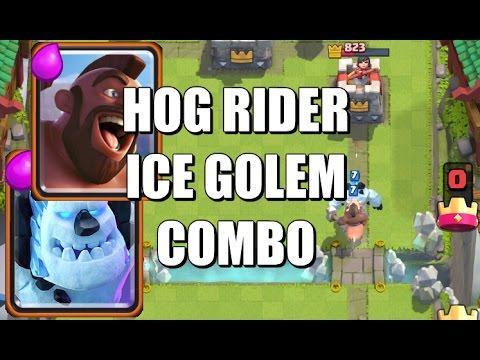 Slikovni rezultat za ice golem and hog rider