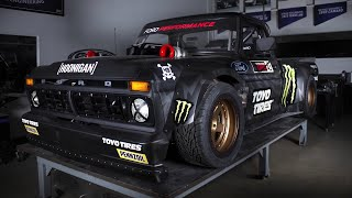 Ken Block's Hoonitruck Build Timelapse - Detroit Speed, Inc.