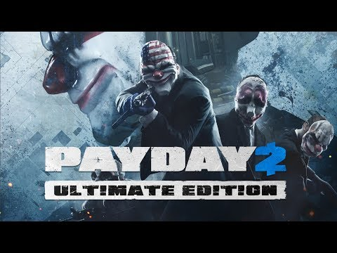 How to Download PayDay 2 Ultimate Edition(ALL DLCs) For Free!!!