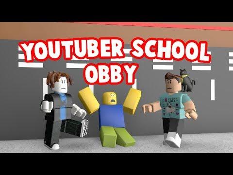 Roblox Escape School Obby Youtube