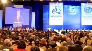 Astana Economic Forum looks at a world in turmoil - target