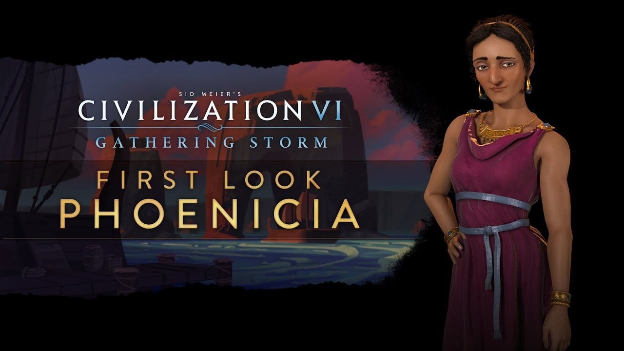 Dido Leads Phoenicia to Naval Dominance in Civilization 6 Gathering