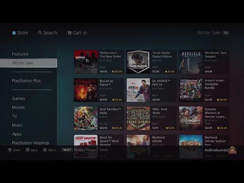 How To Access PSN Store Online With A Jailbroken / CFW PS3 [+Download]