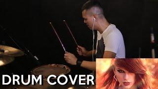 (DRUM COVER) Taylor Swift - Bad Blood ft. Kendrick Lamar (Ronald Fristianto)