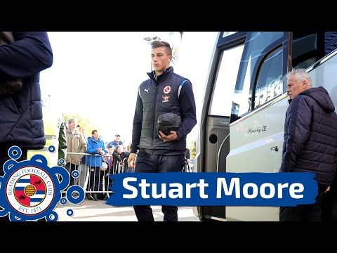 Stuart Moore on his first-team involvement