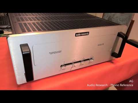 Audio Research   Reference Phono