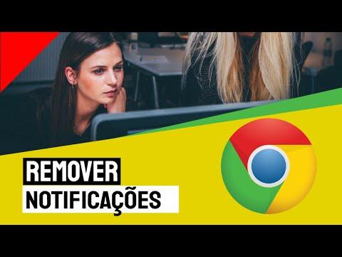 Como Remover As Notificações De Sites No Google Chrome