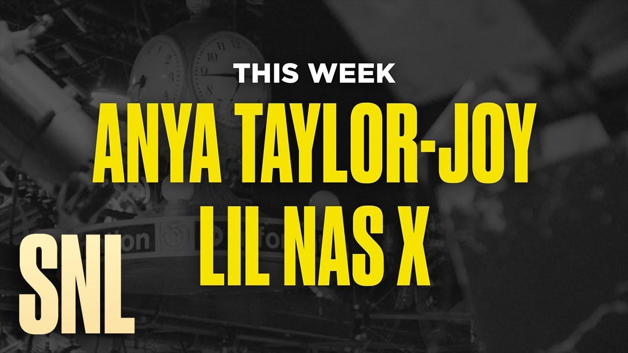 Anya Taylor-Joy Is Hosting the SNL Season Finale!
