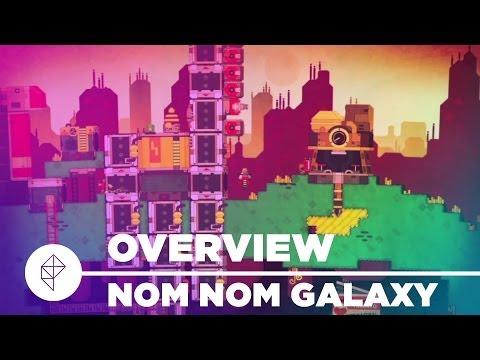 Nom Nom Galaxy - Gameplay Overview