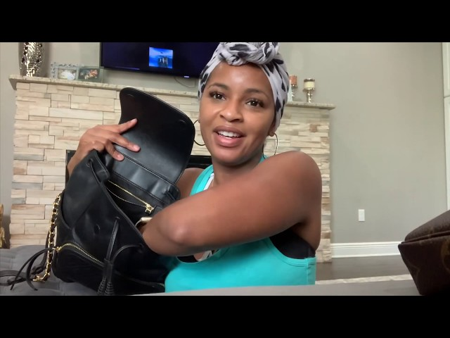 Vlog #38 | What's in My Backpack, New Jeans