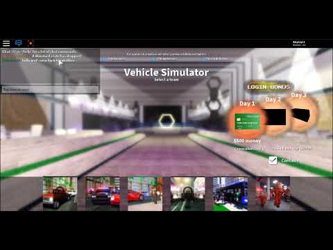 Codes for [VIP!] Vehicle Simulator [Beta] lol Million coins NEW FOR 2019