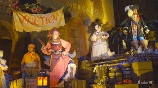 [4k] Pirates of the Caribbean Ride - Magic Kingdom Walt Disney World