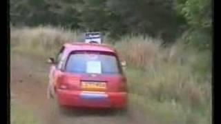 Ken & Douglas Wood - Nissan Micra