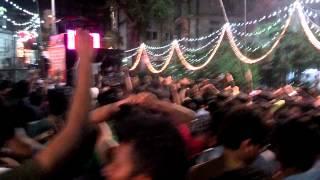 Dance (Trance) Ganesha Mumbai 2015