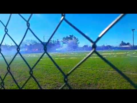 Deportivo Urdinarrain Campeón 2017 - Recibimiento