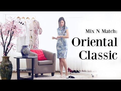 MIX & MATCH: ORIENTAL CLASSIC