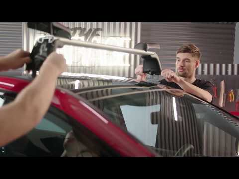 The Garage – Episode 1: How to install Mercedes-Benz Carrier Bars and Roof Boxes