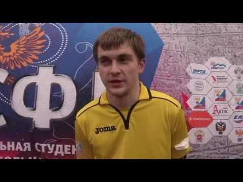 Интервью с Александром Климовым (МФТИ)