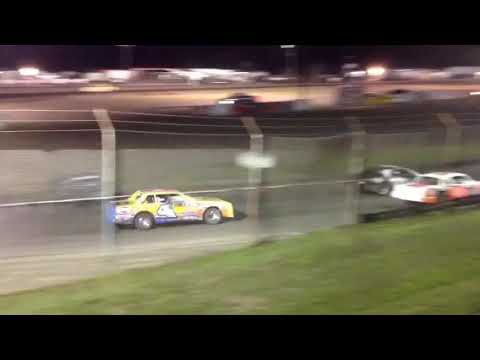 Factory Stock Feature Superbowl Speedway 2-29-20