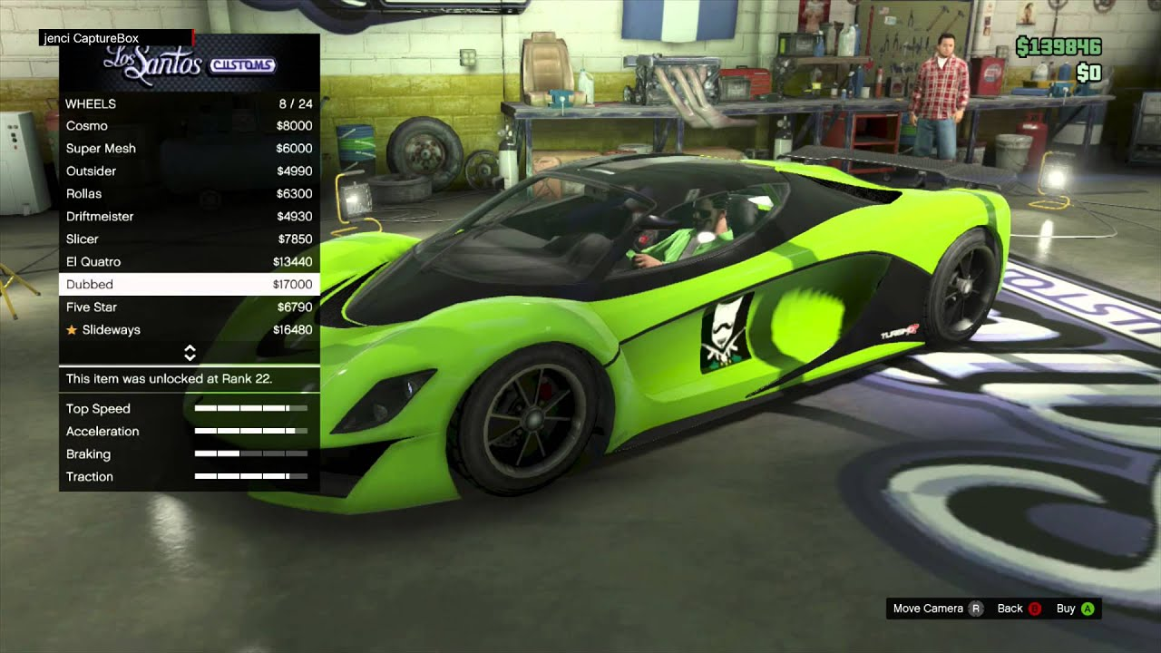 How To Get Nice Cars On Gta  Online
