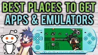 6 Best Websites To Find PSP Apps & Emulators!