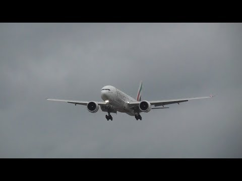 Strong Crosswinds at Birmingham International 11/10/17