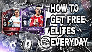HOW TO GET FREE 82+ ELITES IN FIFA MOBILE 18 !! BLACK FRIDAY: FIFA MOBILE 18 !!