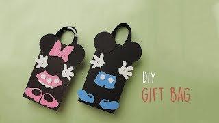 DIY Gift Bag   Handmade   Paper Crafts