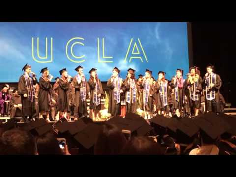 Don't Stop Believin' - UCLA Musical Theatre Class of 2017