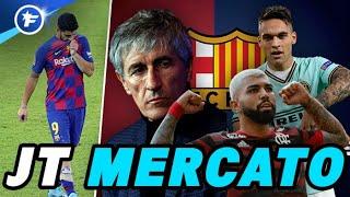 VIDEO: Quique Setién amorce sa révolution au Barça | Journal du Mercato