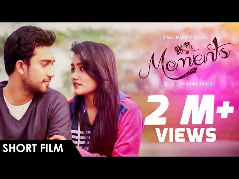 Moments (Bengali Short Film) | Jovan & Anamika | Vicky Zahed