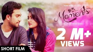 Moments (Bengali Short Film) | Jovan & Anamika | Vicky Zahed | 2016