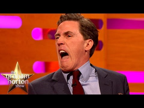 Rob Brydon's Amazing Mick Jagger Impression | The Graham Norton Show