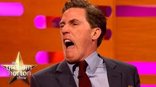 Rob Brydon Has No Idea What to Do In Photos | The Graham Norton Show