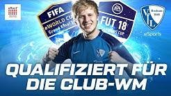 QUALIFIZIERT für die Club Weltmeisterschaft in FIFA 18!