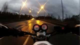 Fair Weather Rider - Honda CB600F Hornet Thumbnail