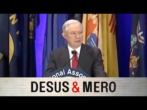 Jeff Sessions is Coming for Your Legal Weed