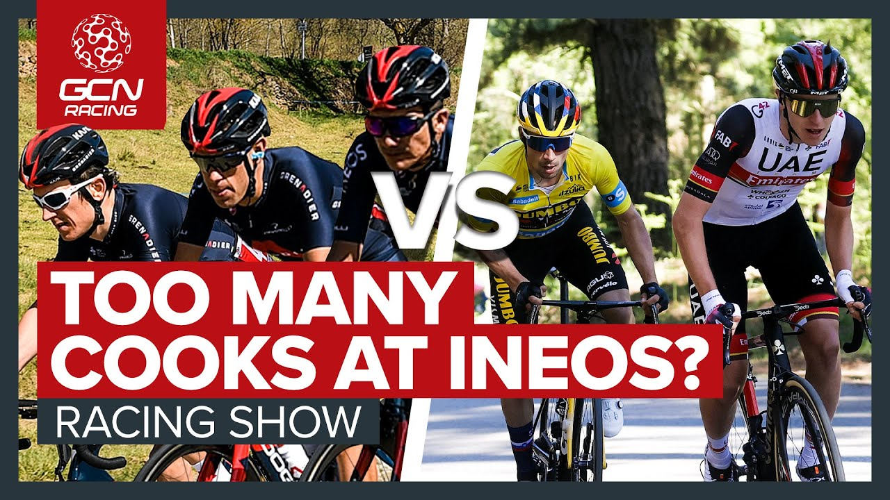 Can Team Ineos Really Win The 2021 Tour De France Against Pogačar & Roglič? | GCN's Racing News Show